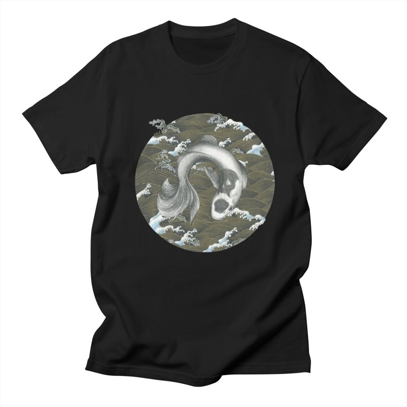 Nami Men's Regular T-Shirt by Stephanie Inagaki