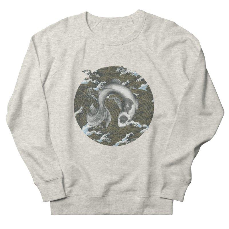Nami Women's French Terry Sweatshirt by Stephanie Inagaki