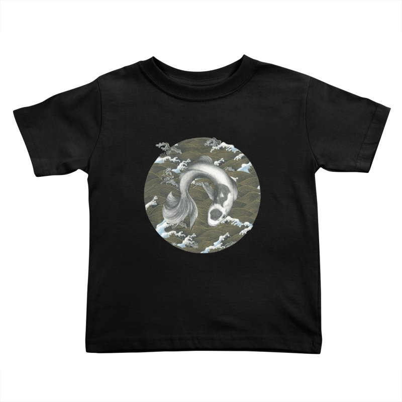 Nami Kids Toddler T-Shirt by Stephanie Inagaki
