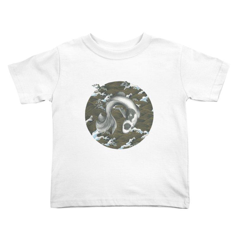 Nami Kids Toddler T-Shirt by Stephanie Inagaki