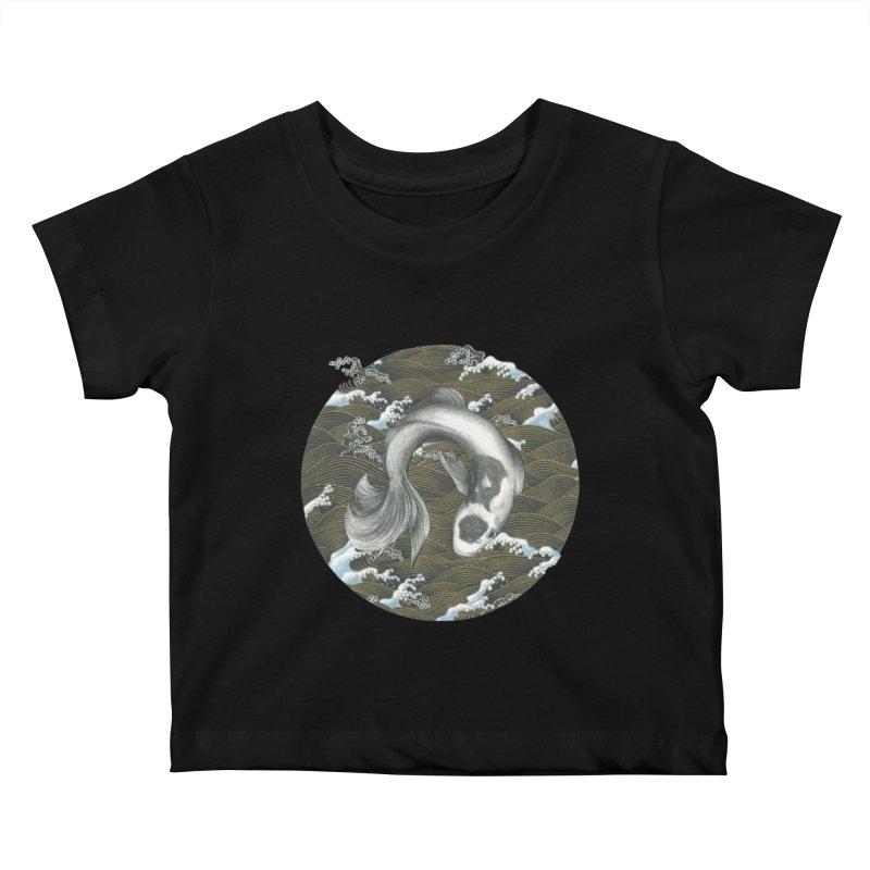 Nami Kids Baby T-Shirt by Stephanie Inagaki