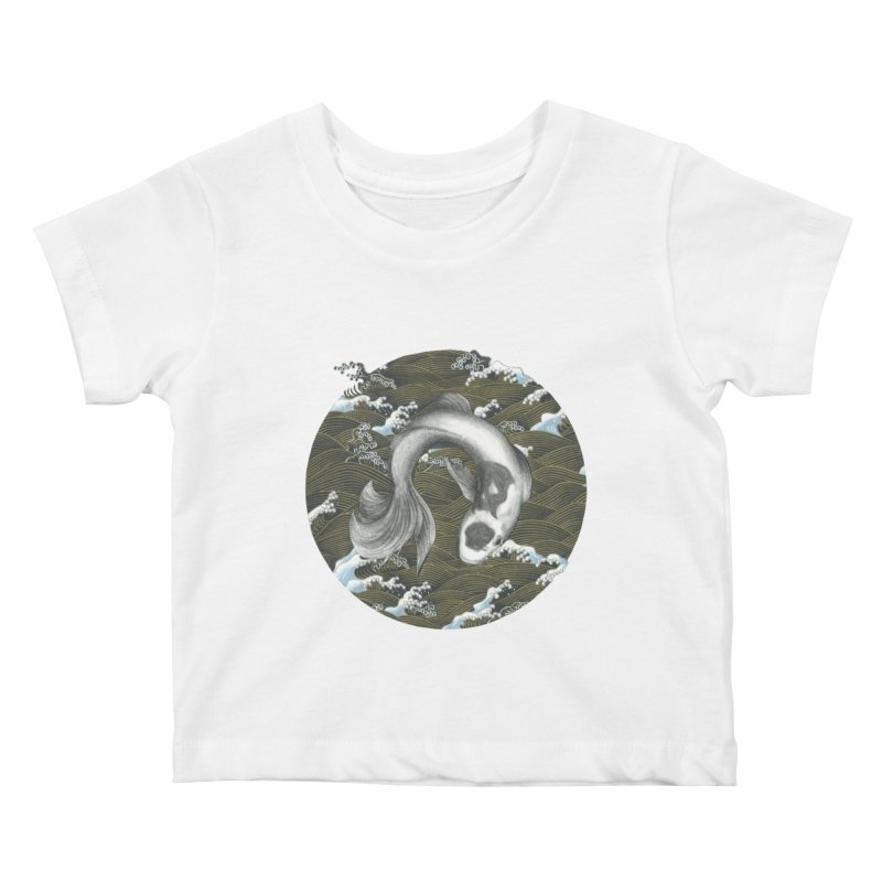 Nami Kids Baby T-Shirt by Stephanie Inagaki