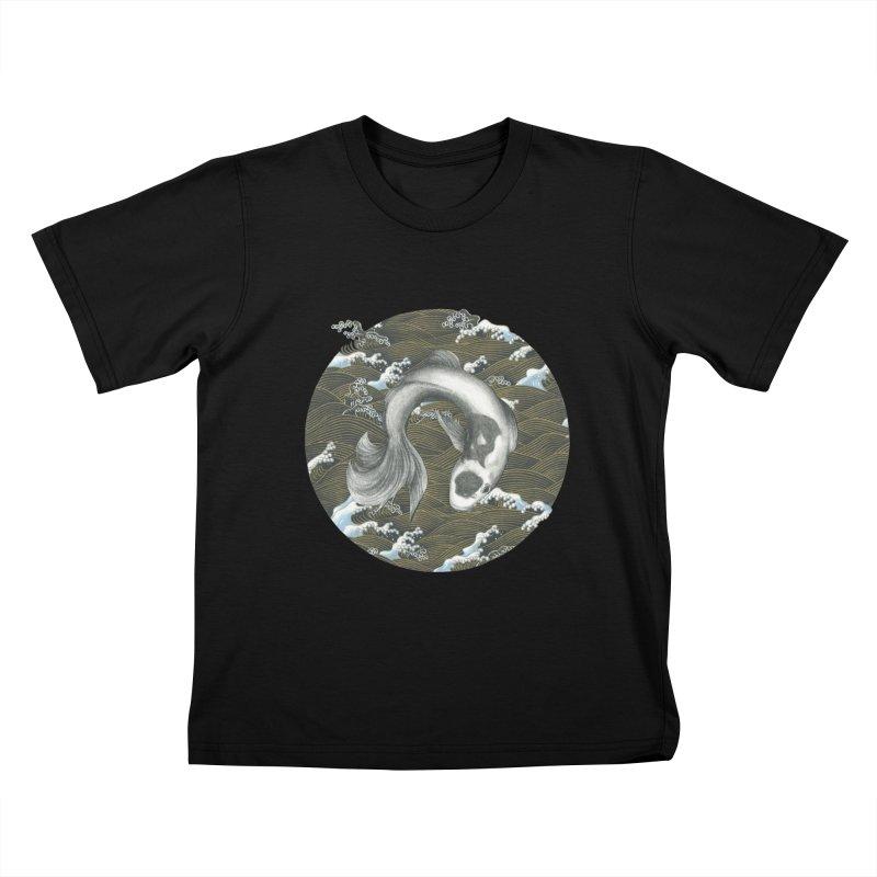 Nami Kids T-Shirt by stephanieinagaki's Artist Shop