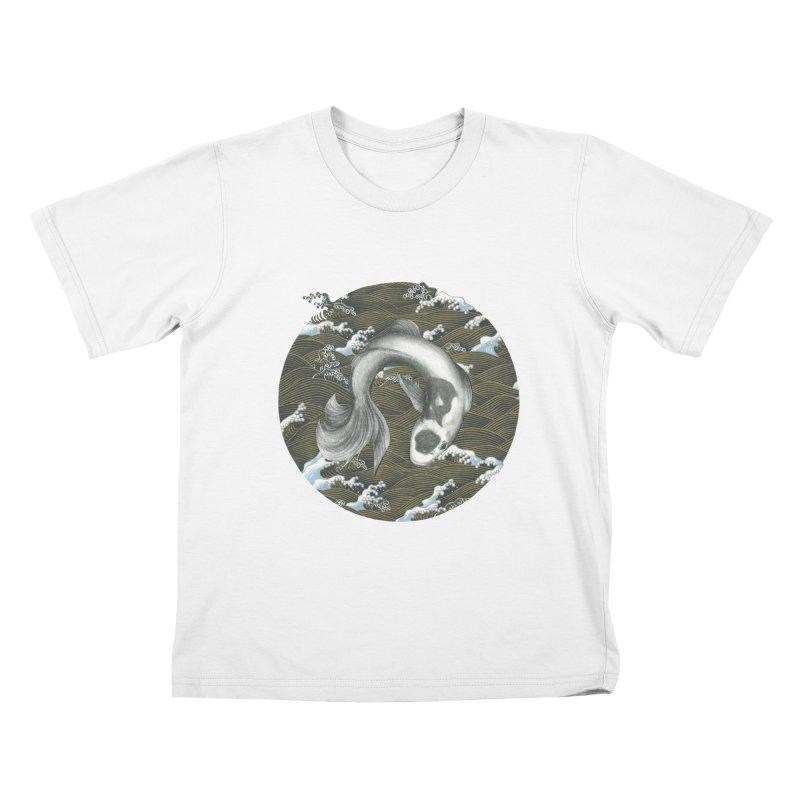 Nami Kids T-Shirt by Stephanie Inagaki