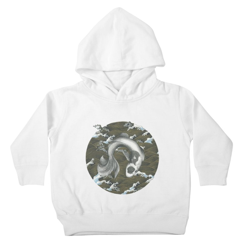 Nami Kids Toddler Pullover Hoody by Stephanie Inagaki