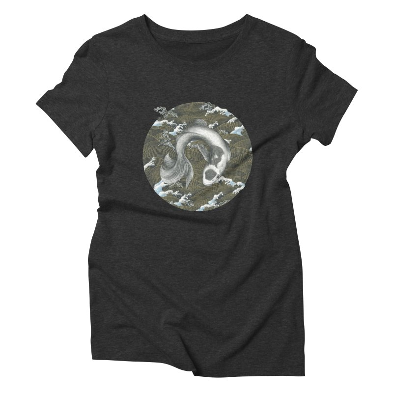 Nami Women's Triblend T-Shirt by stephanieinagaki's Artist Shop