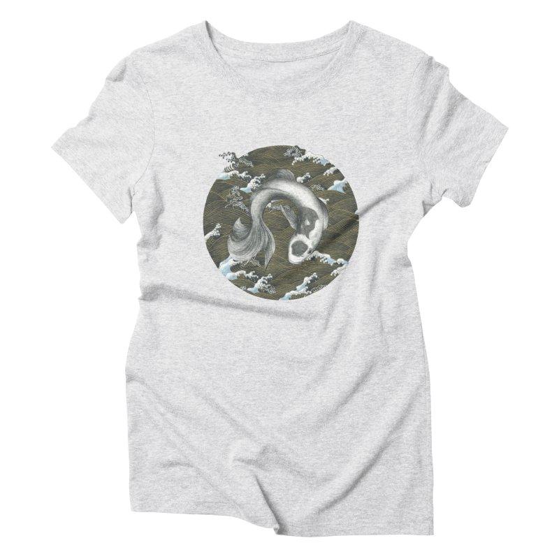 Nami Women's Triblend T-Shirt by Stephanie Inagaki