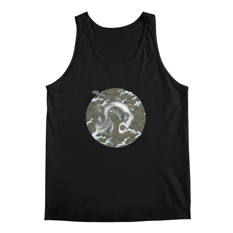 Nami Men's Regular Tank by stephanieinagaki's Artist Shop