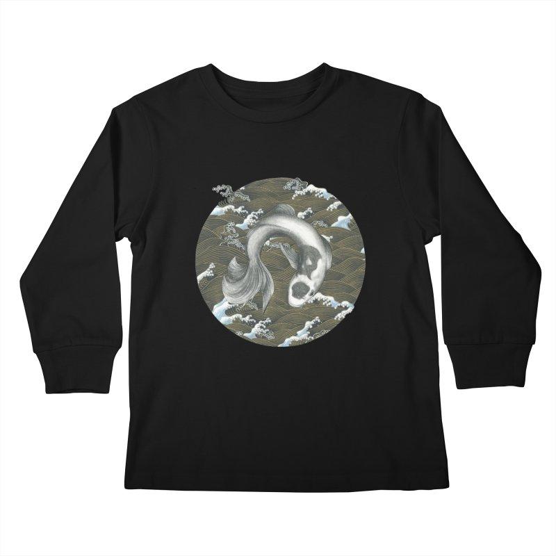 Nami Kids Longsleeve T-Shirt by Stephanie Inagaki