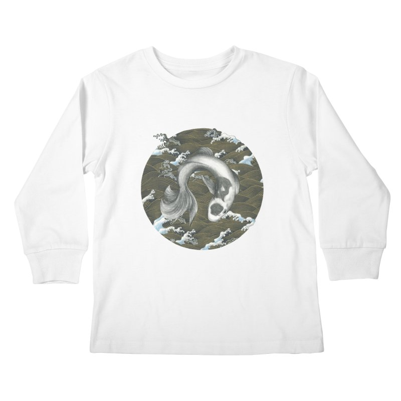 Nami Kids Longsleeve T-Shirt by Stephanie Inagaki