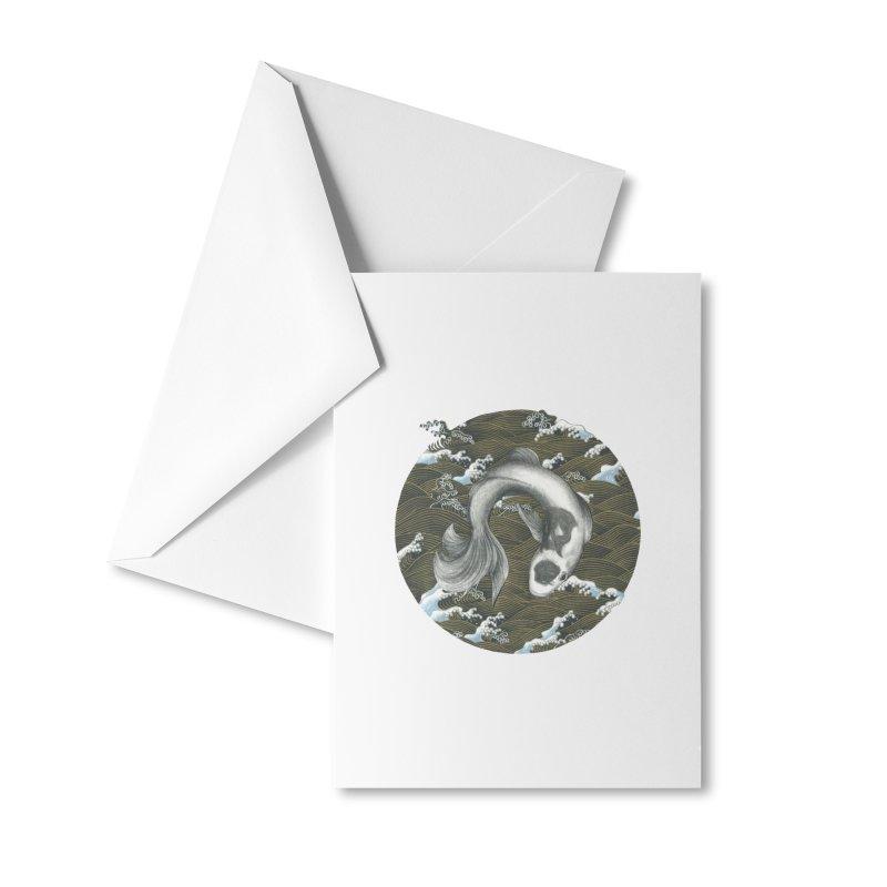 Nami Accessories Greeting Card by Stephanie Inagaki