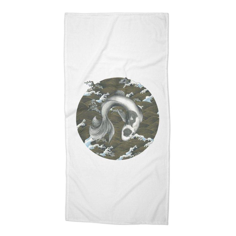 Nami Accessories Beach Towel by Stephanie Inagaki