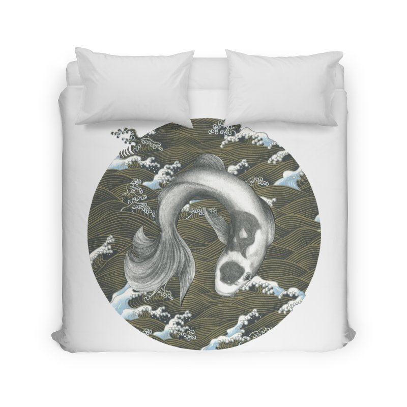 Nami Home Duvet by Stephanie Inagaki