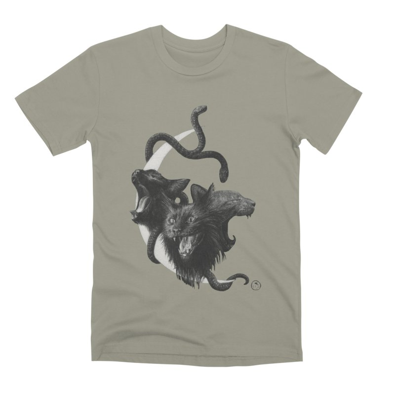 Harpies Men's Premium T-Shirt by Stephanie Inagaki