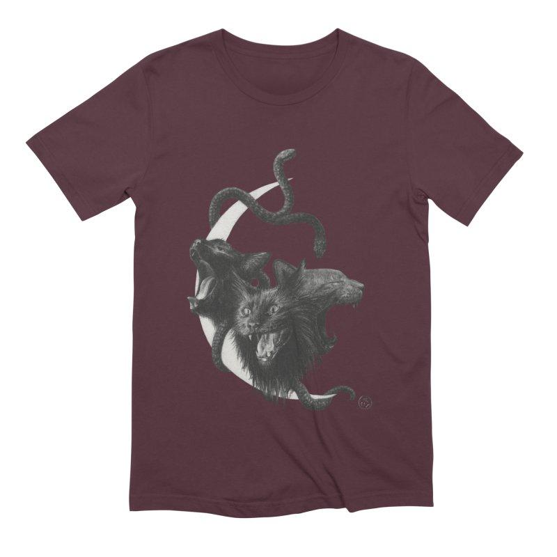 Harpies Men's Extra Soft T-Shirt by Stephanie Inagaki