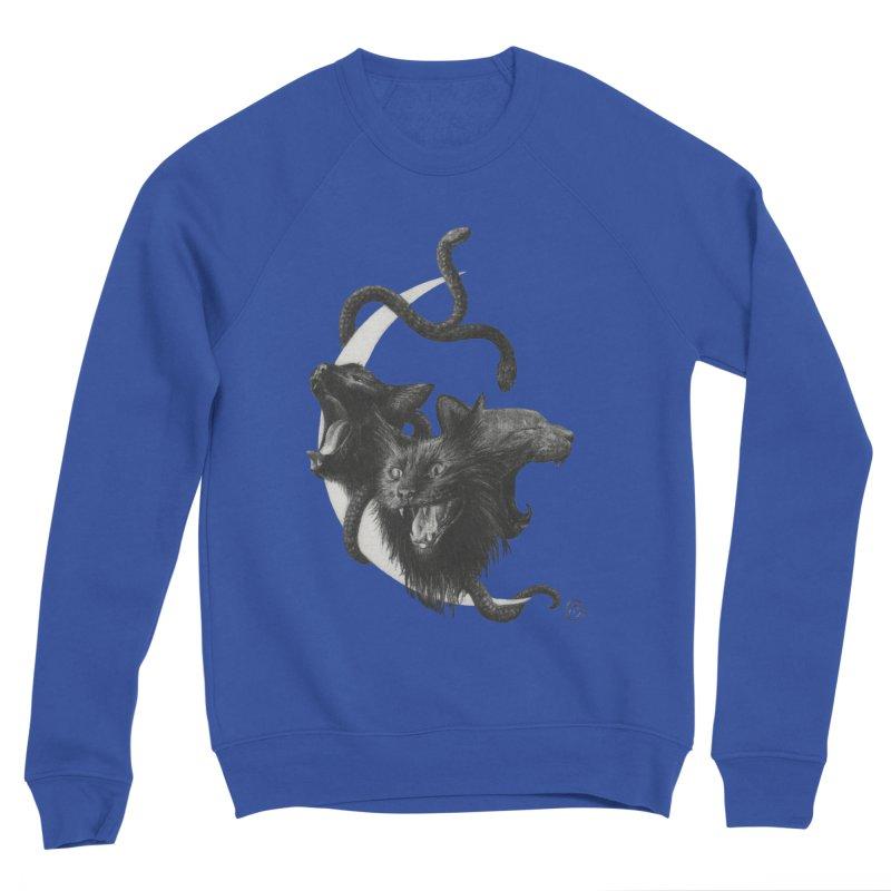 Harpies Women's Sponge Fleece Sweatshirt by Stephanie Inagaki