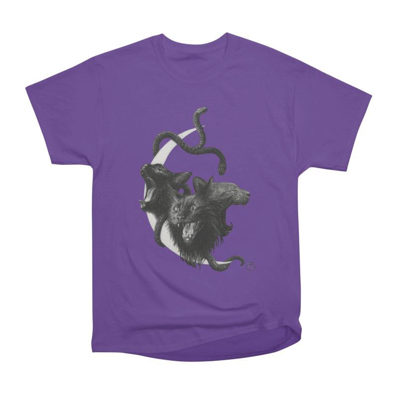 Harpies Women's Heavyweight Unisex T-Shirt by Stephanie Inagaki