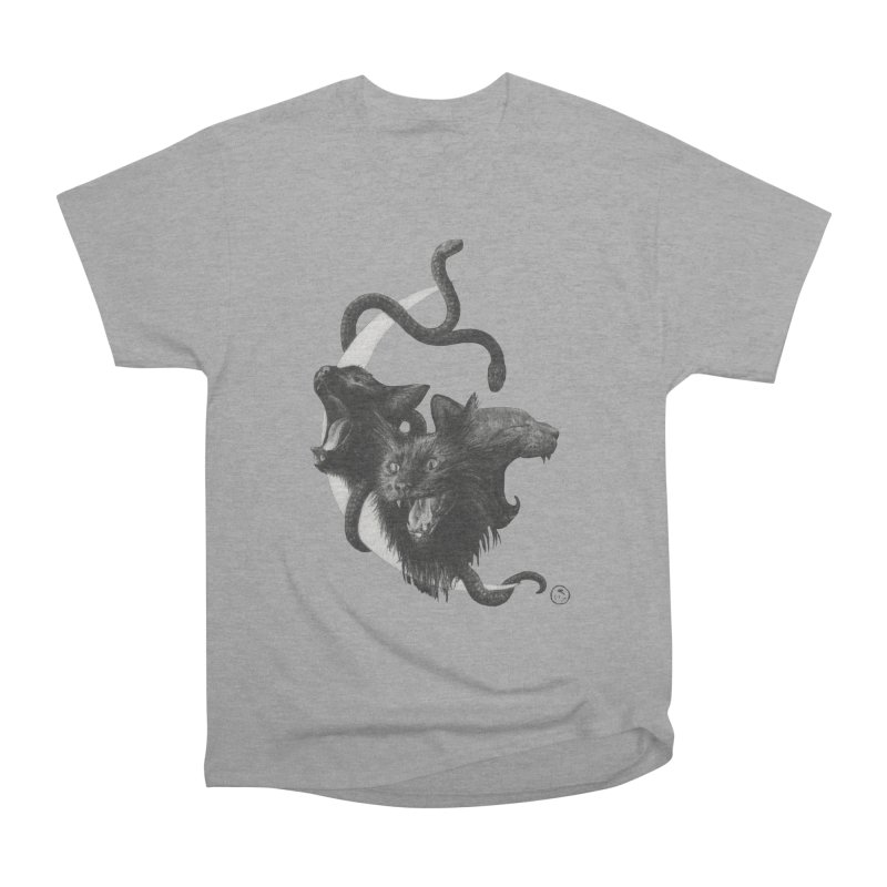 Harpies Men's Heavyweight T-Shirt by Stephanie Inagaki