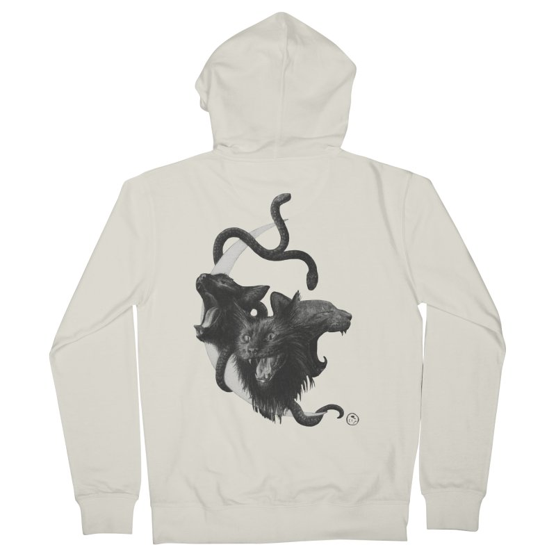 Harpies Women's French Terry Zip-Up Hoody by stephanieinagaki's Artist Shop