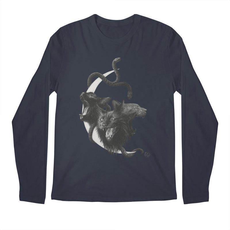 Harpies Men's Regular Longsleeve T-Shirt by Stephanie Inagaki