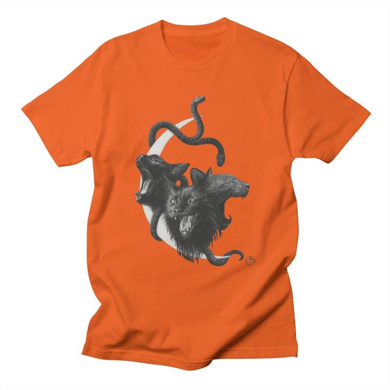 Harpies Men's Regular T-Shirt by Stephanie Inagaki