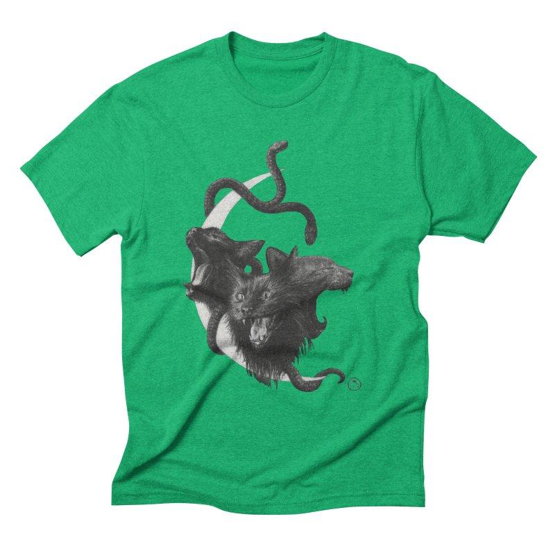 Harpies Men's Triblend T-Shirt by stephanieinagaki's Artist Shop