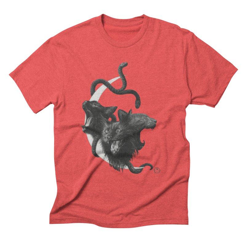 Harpies Men's Triblend T-Shirt by Stephanie Inagaki