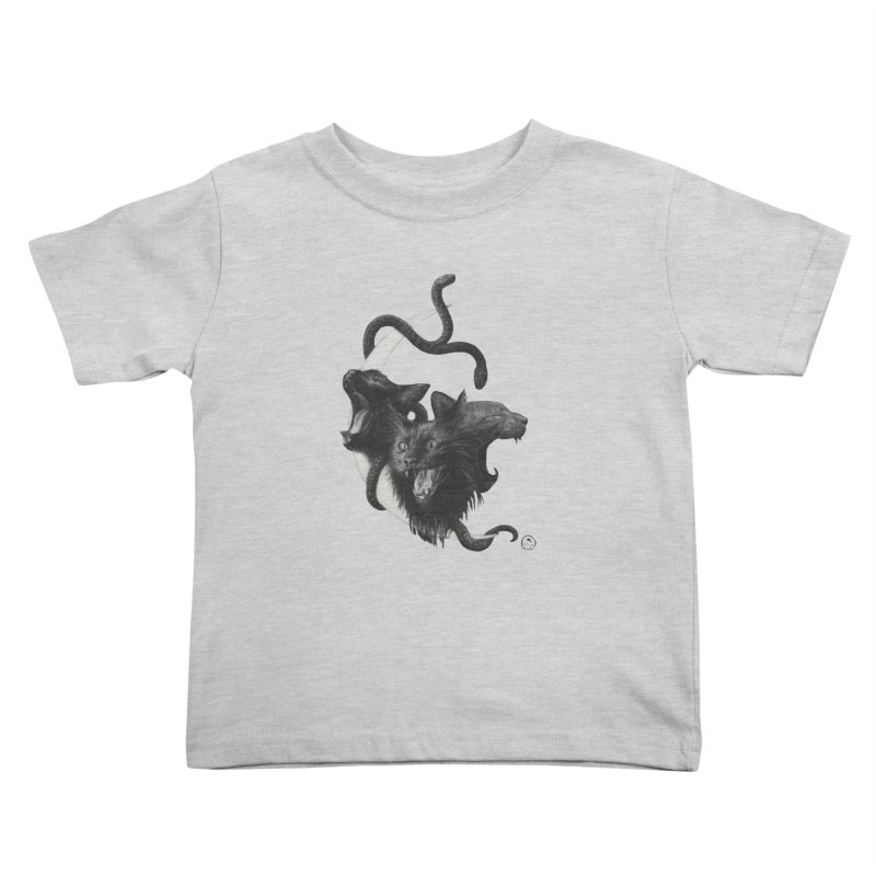 Harpies Kids Toddler T-Shirt by Stephanie Inagaki