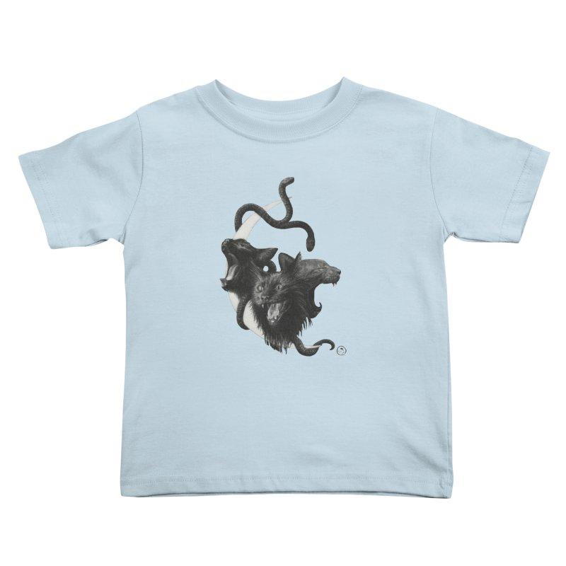 Harpies Kids Toddler T-Shirt by Stephanie Inagaki