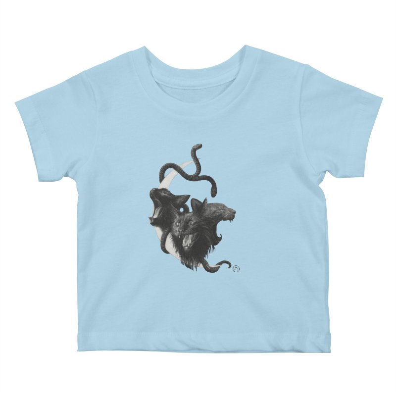 Harpies Kids Baby T-Shirt by stephanieinagaki's Artist Shop