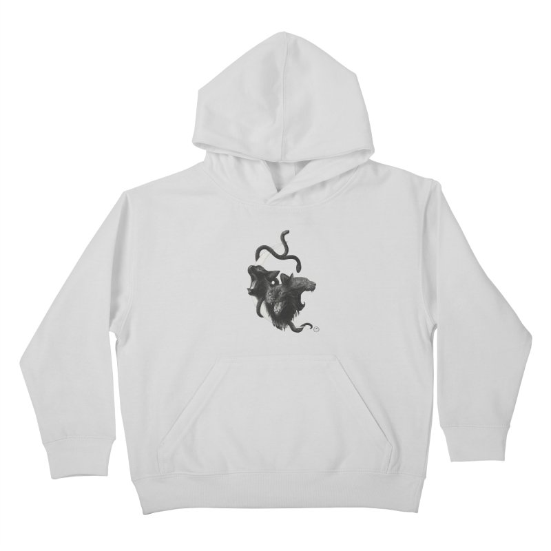 Harpies Kids Pullover Hoody by stephanieinagaki's Artist Shop