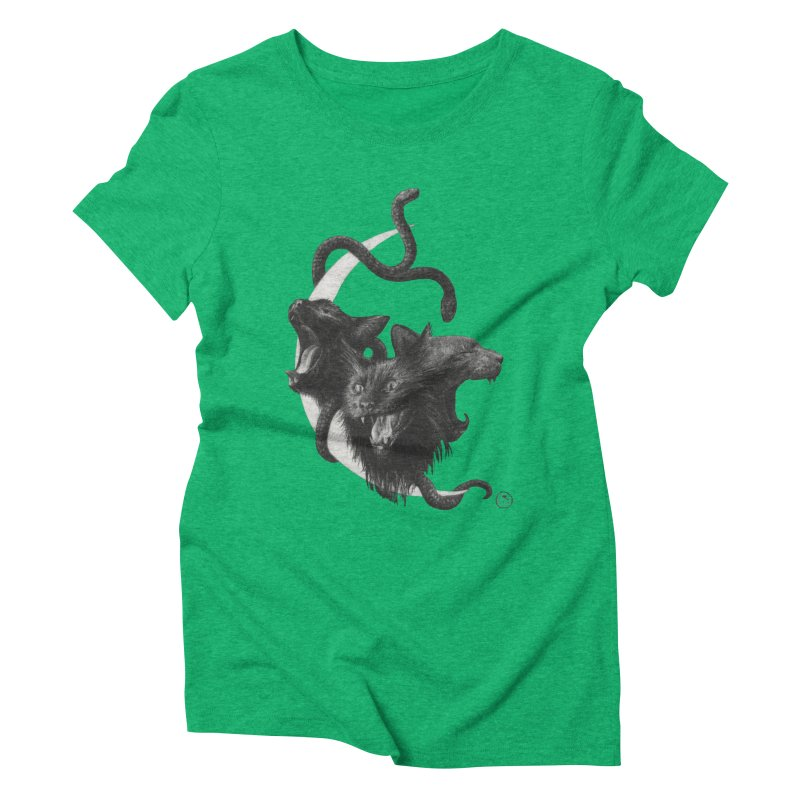 Harpies Women's Triblend T-Shirt by Stephanie Inagaki