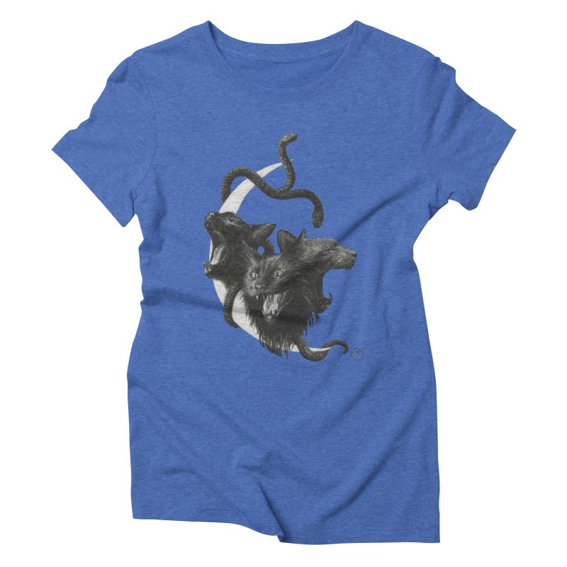 Harpies Women's Triblend T-Shirt by stephanieinagaki's Artist Shop