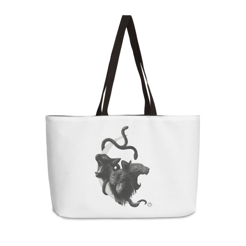 Harpies Accessories Weekender Bag Bag by Stephanie Inagaki
