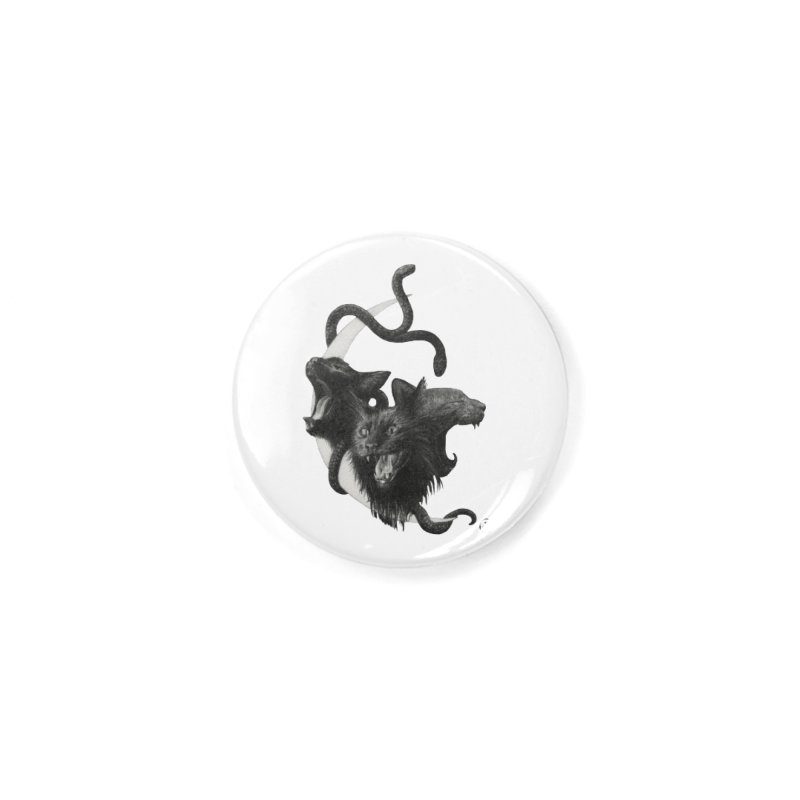 Harpies Accessories Button by Stephanie Inagaki