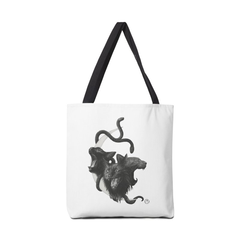 Harpies Accessories Tote Bag Bag by Stephanie Inagaki