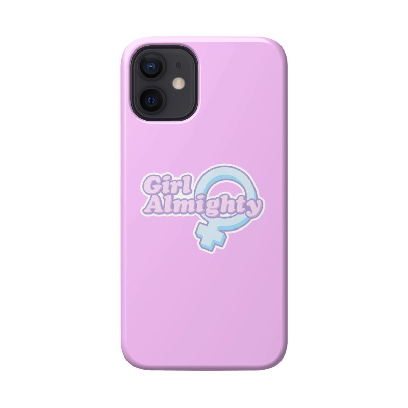 Girl Almighty Accessories Phone Case by Shop Stephanie Manson Design