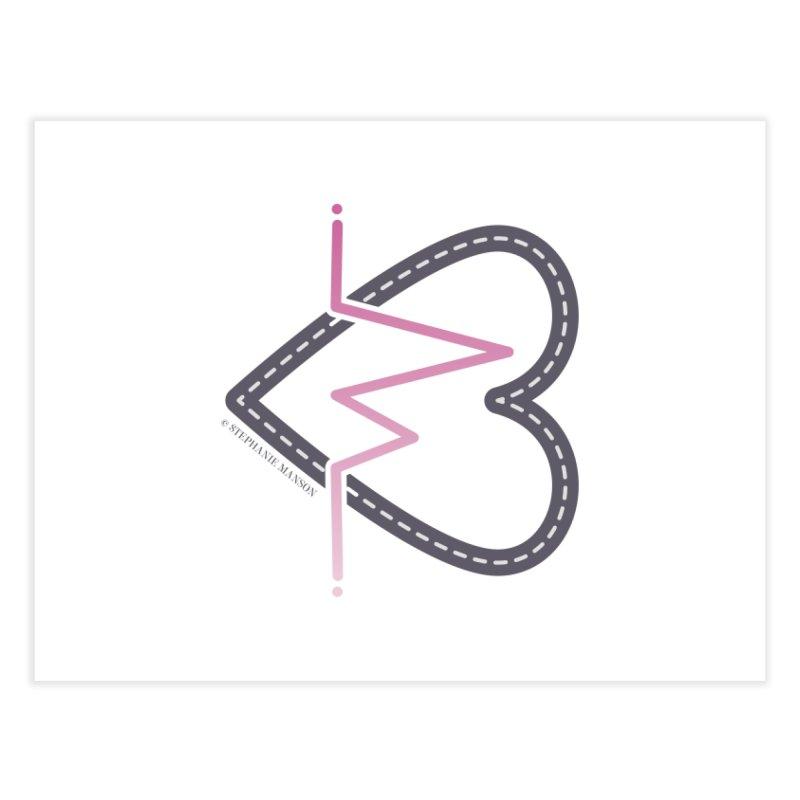 Heartbeat Home Fine Art Print by Shop Stephanie Manson Design