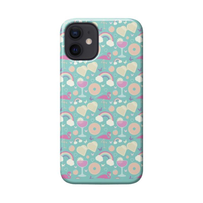Summery Calm Pattern Accessories Phone Case by Shop Stephanie Manson Design