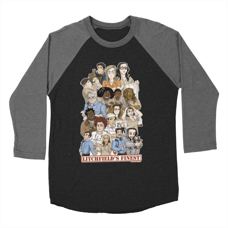 Litchfield's Finest Tee Women's Longsleeve T-Shirt by Steph Dere's Artist Shop