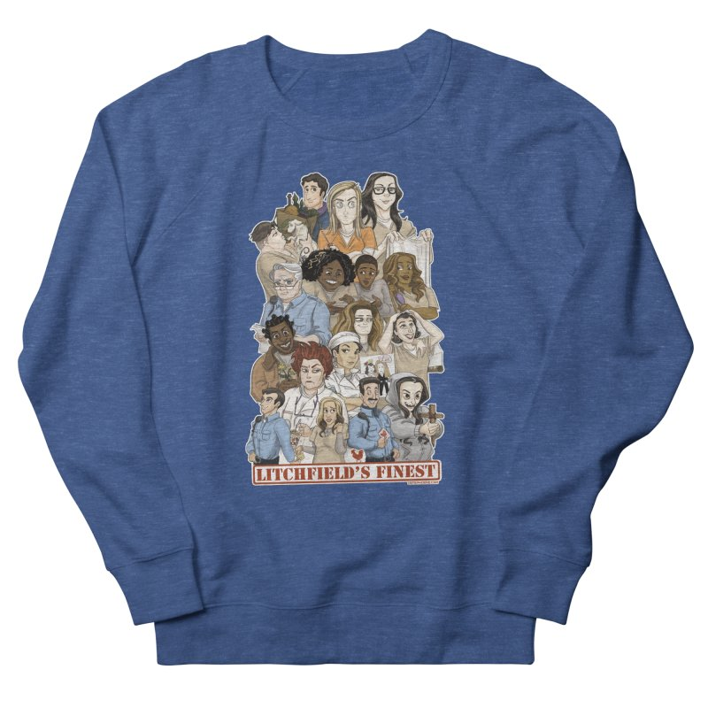 Litchfield's Finest Tee Women's Sweatshirt by Steph Dere's Artist Shop