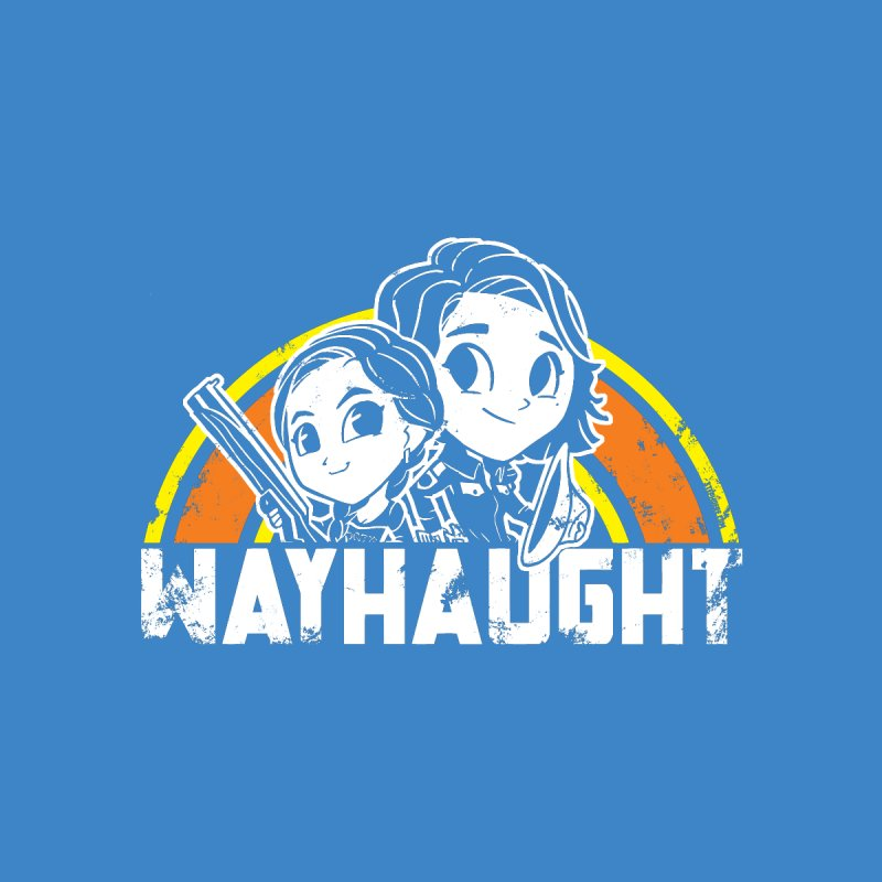 Wayhaught Rainbow Women's T-Shirt by Steph Dere's Artist Shop
