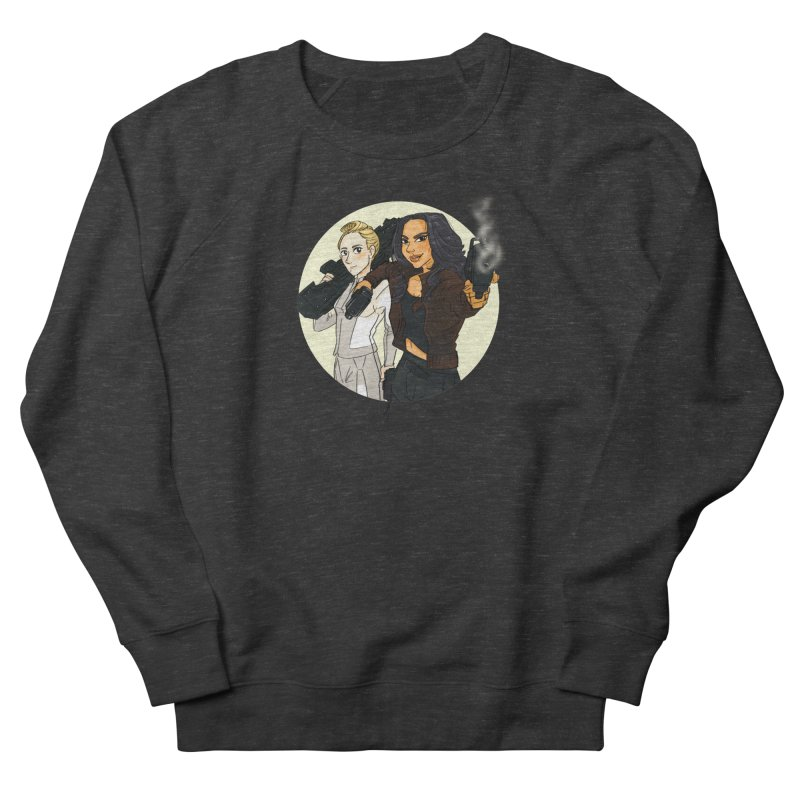 My Android T-shirt Women's French Terry Sweatshirt by Steph Dere's Artist Shop