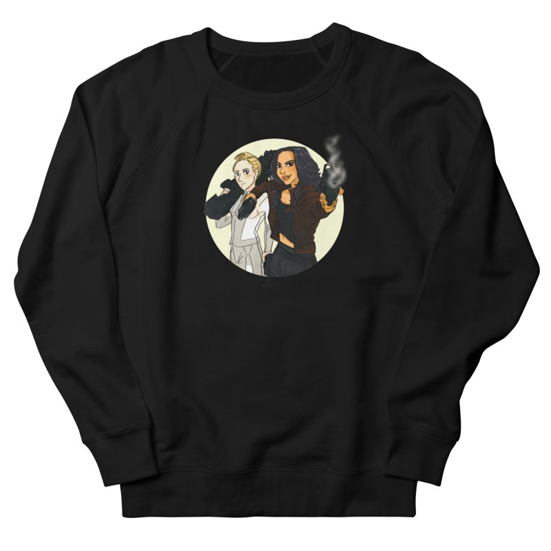 My Android T-shirt Women's French Terry Sweatshirt by stephdere's Artist Shop