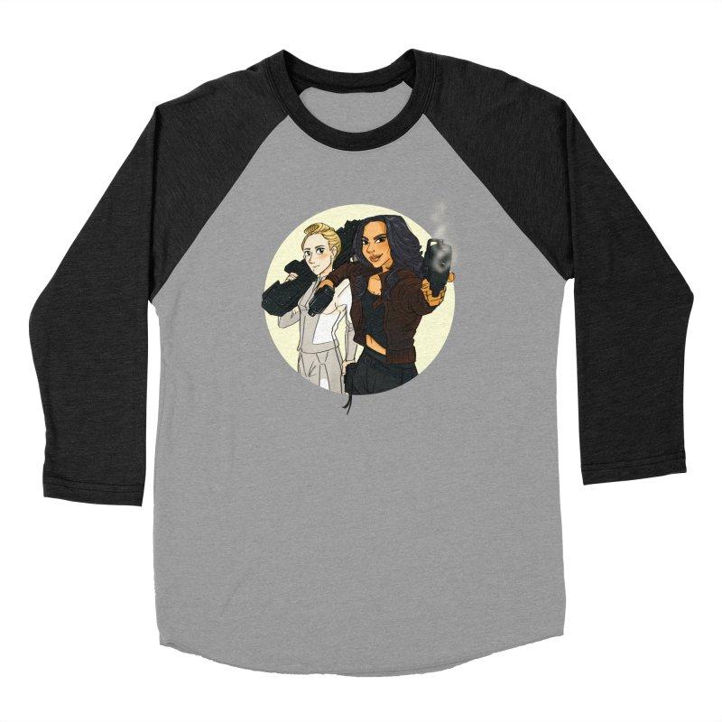 My Android T-shirt Men's Baseball Triblend Longsleeve T-Shirt by Steph Dere's Artist Shop