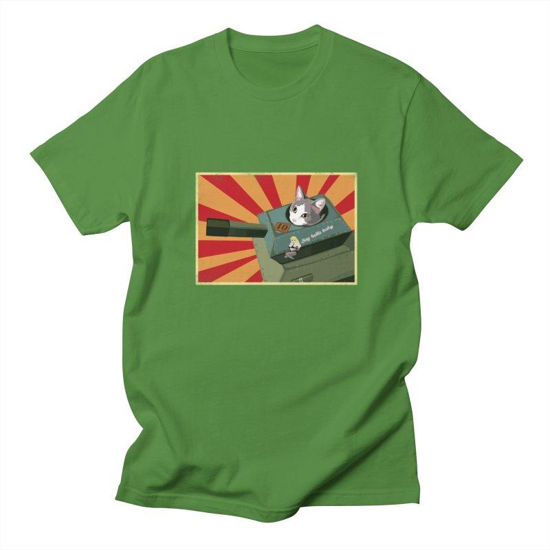 Timmy Tank Women's Regular Unisex T-Shirt by Steph Dere's Artist Shop