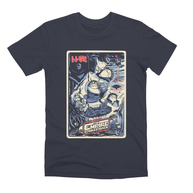 Totowars Empires Men's Premium T-Shirt by Steph Dere's Artist Shop