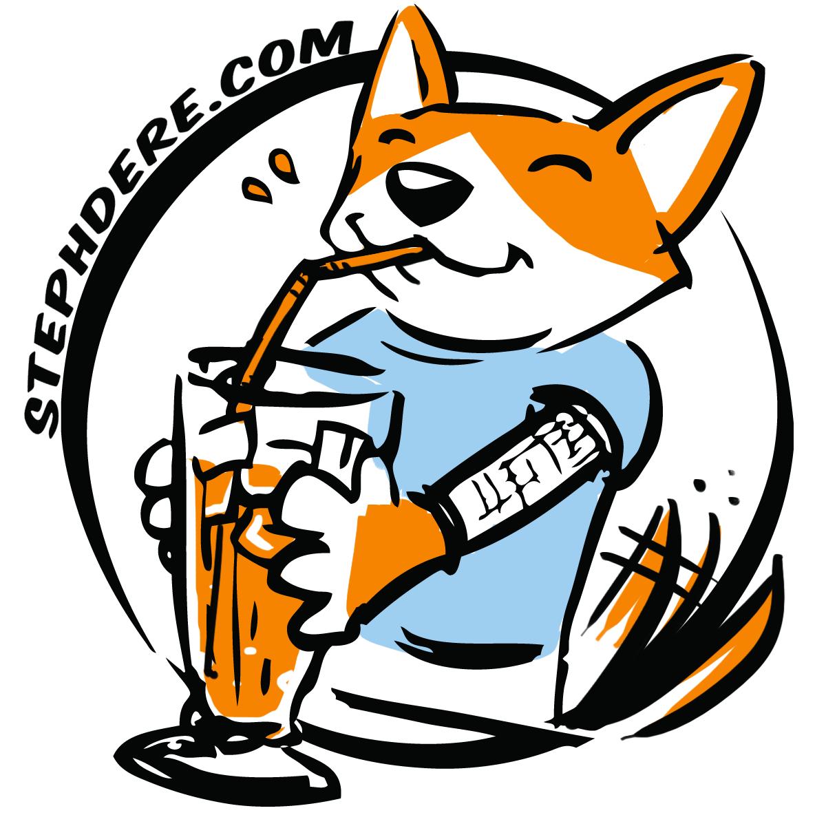 Steph Dere's Artist Shop Logo