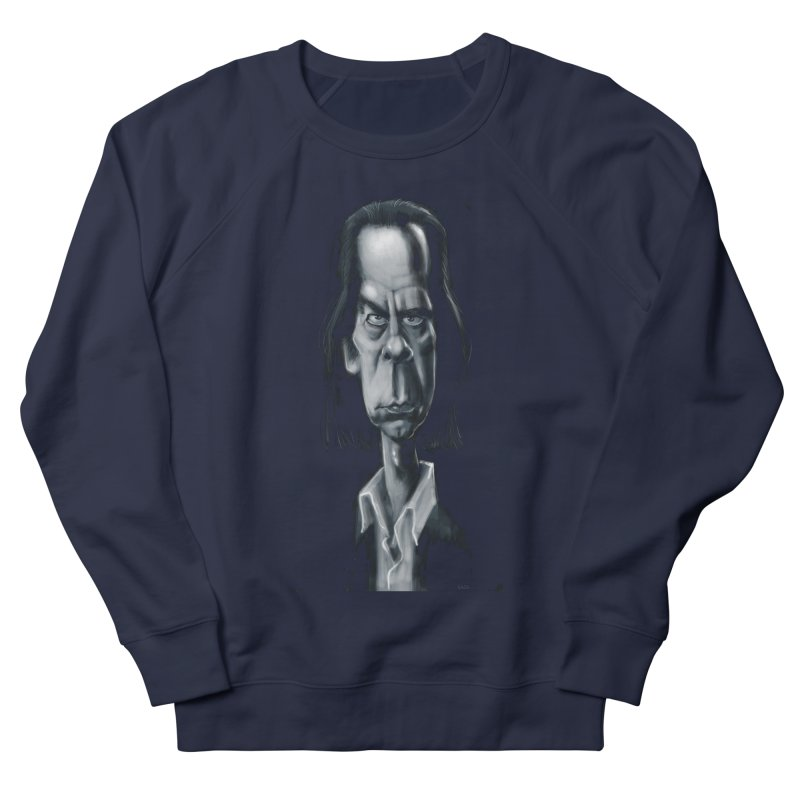 Nick Cave Women's Sweatshirt by stephencase's Artist Shop