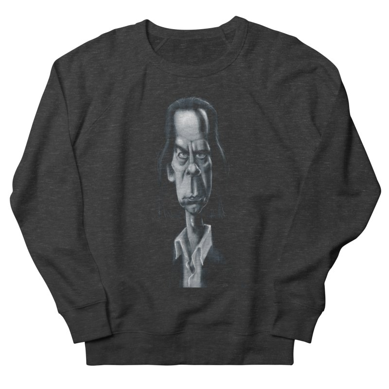 Nick Cave Men's Sweatshirt by stephencase's Artist Shop